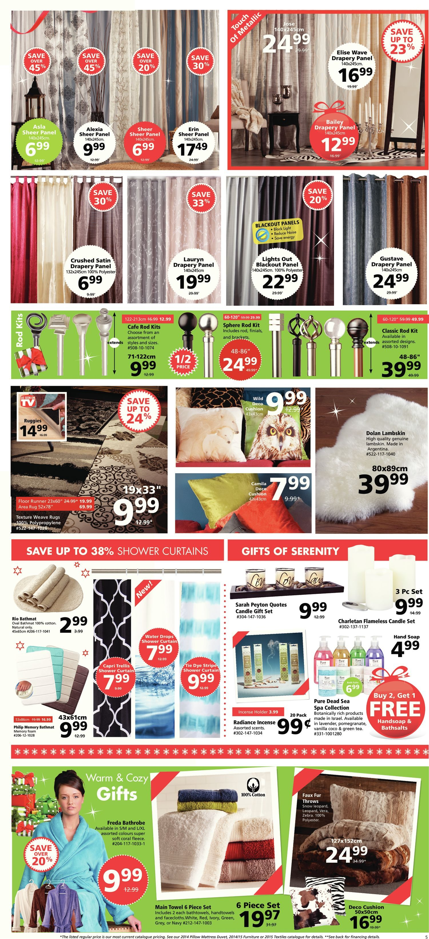 JYSK Weekly Flyer Weekly Dec 4 – 10 RedFlagDeals