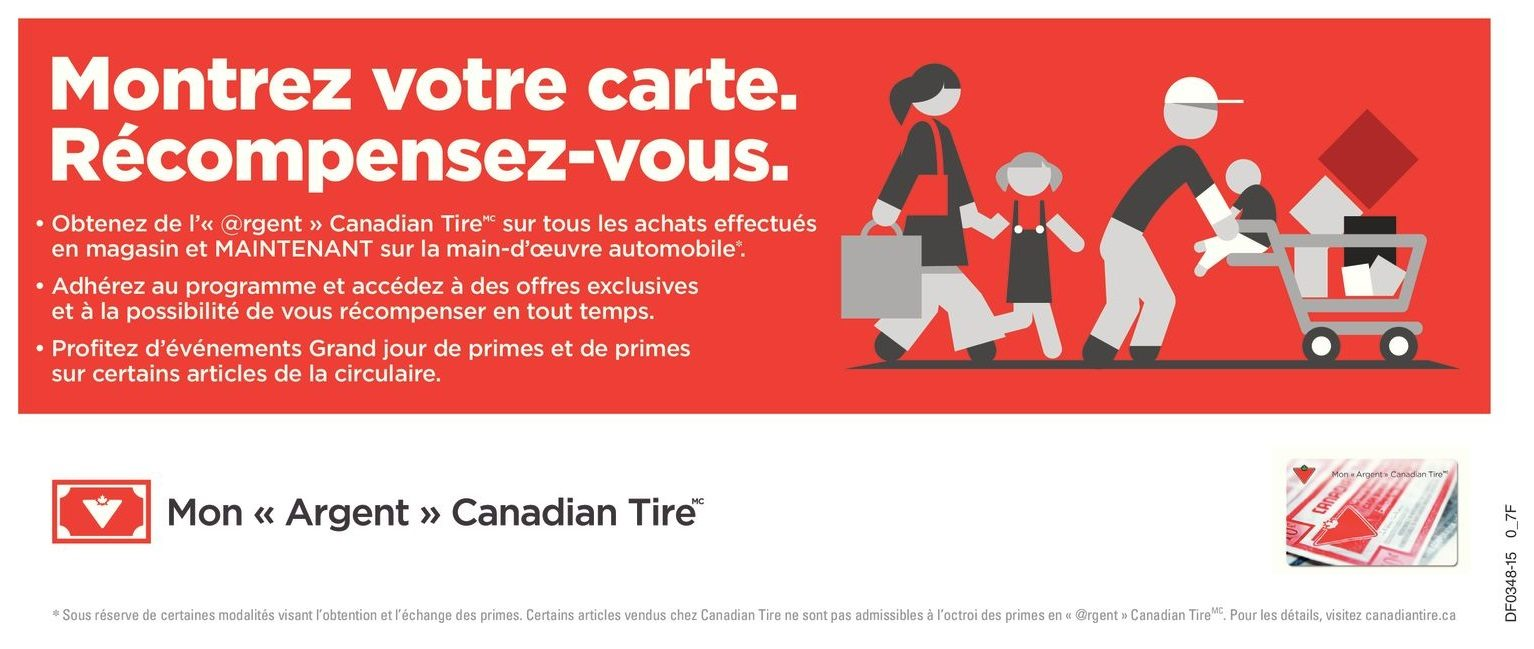 Canadian Tire Weekly Flyer Circulaire Vivement Noël Fr Nov
