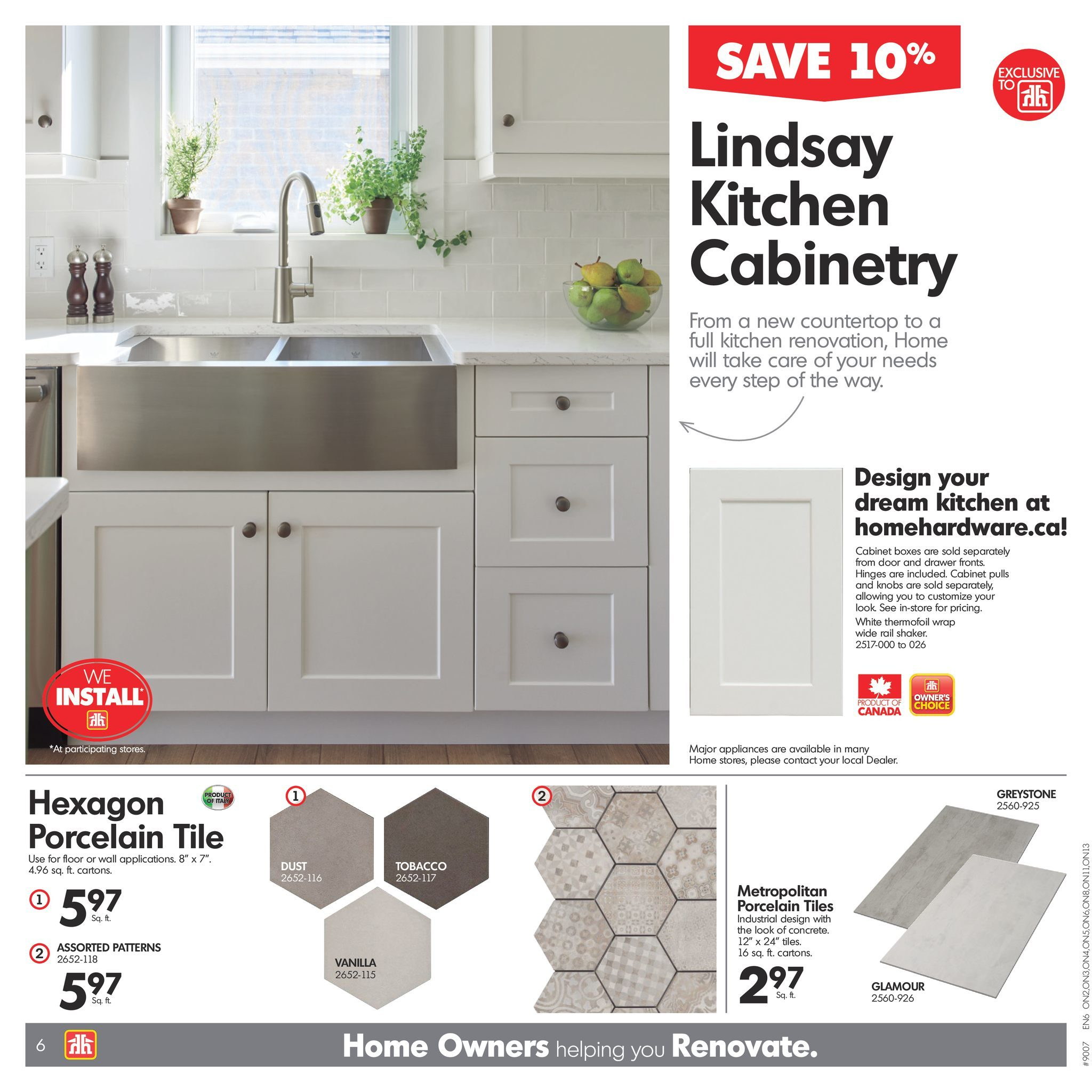 Home Hardware Weekly Flyer - Building Centre - Deals for Dad - Jun 7 ...