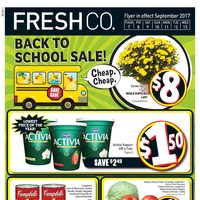 - Weekly - Back to School Sale! Flyer