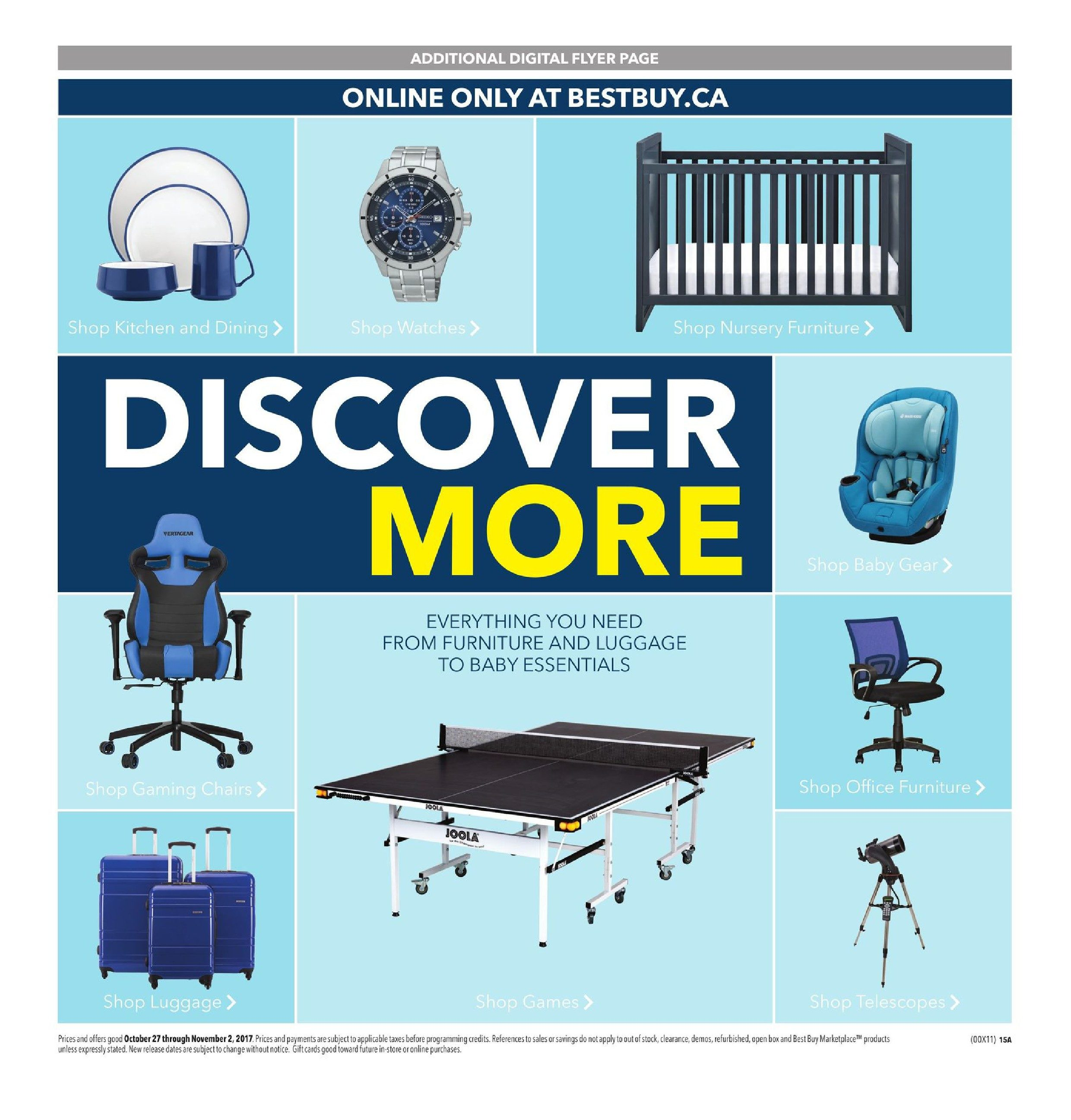 Best Buy Weekly Flyer - Weekly - Experience Great Home Theatre Deals ...