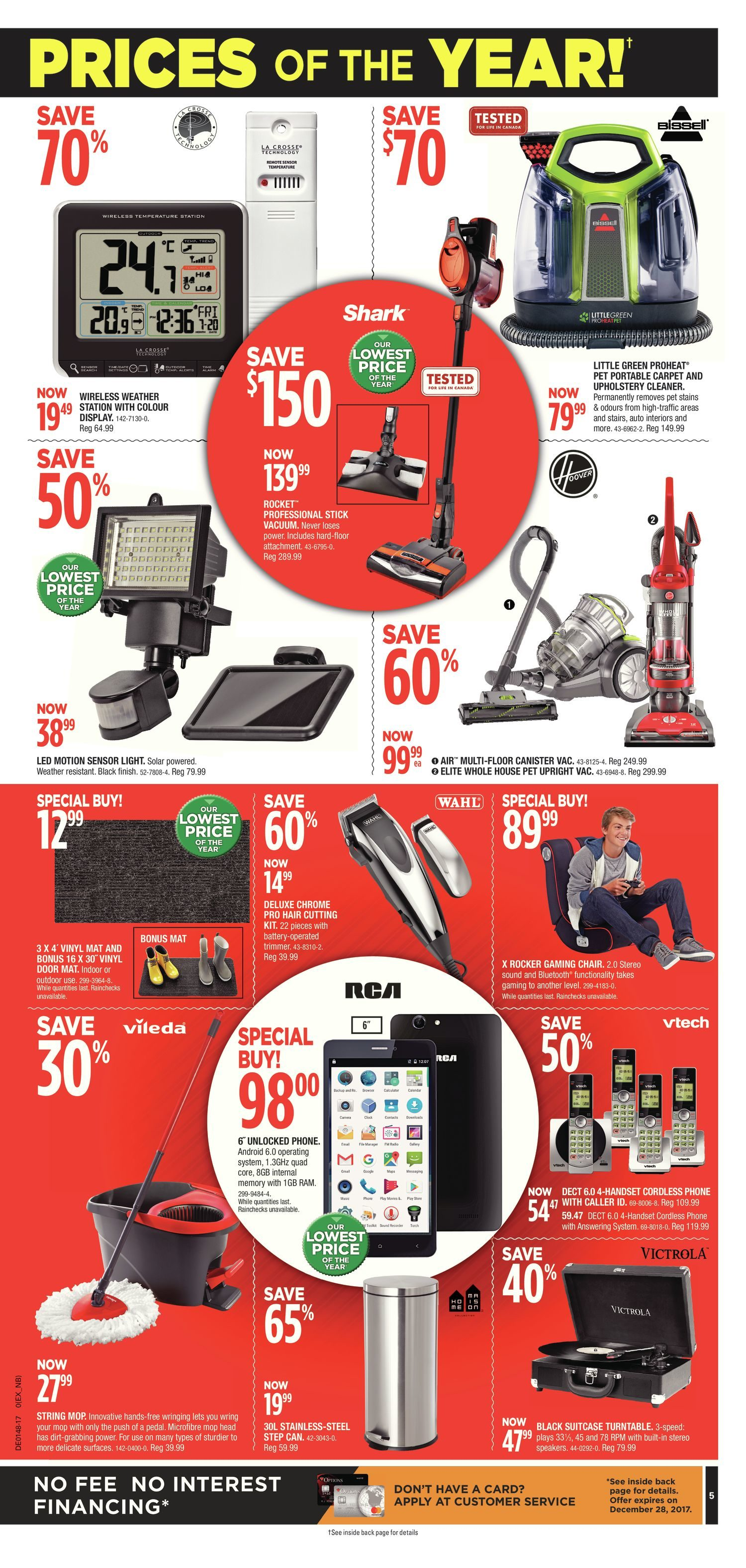 Canadian Tire Weekly Flyer 4 Days Only Black Friday Starts With Panasonic Cs Yn9skj Ac Split