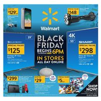 US Black Friday - Walmart US - Black Friday Sale Flyer
