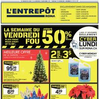 Rona - Home & Garden - Black Friday Week Event Flyer