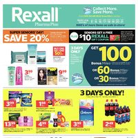 Rexall - Ottawa Only - Week Long Savings! Flyer