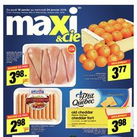 Maxi - Maxi & Cie - Weekly Flyer
