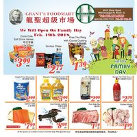 Oceans Fresh Food Market - Grant's Food Mart - Weekly Specials Flyer