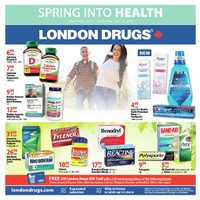 - Spring Into Health Flyer