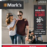 Mark's - 13 Days of Savings Flyer