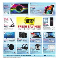 - Weekly - Fresh Savings On The Hottest Tech Flyer