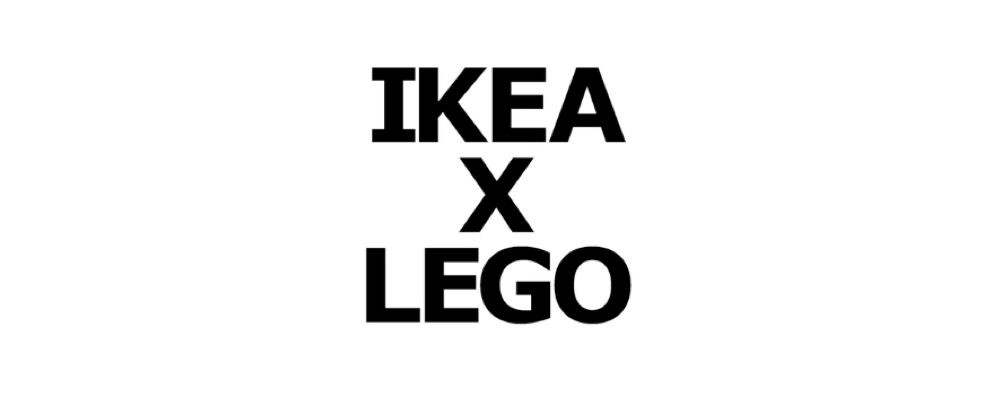 IKEA and LEGO Are Partnering to Help Bring Creative Play to Your Home
