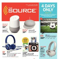 The Source - 3 Weeks of Savings Flyer
