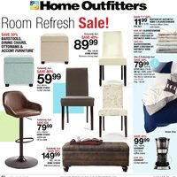 Home Outfitters - Weekly - Room Refresh Sale! Flyer