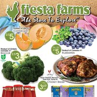 Fiesta Farms - Weekly Specials Flyer