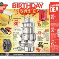 - Weekly - Birthday Sale Flyer