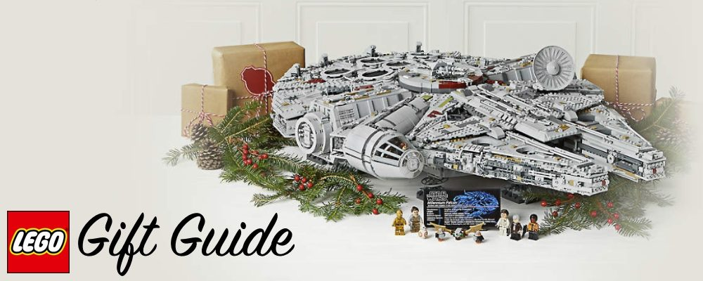 LEGO Holiday Gift Guide 2018