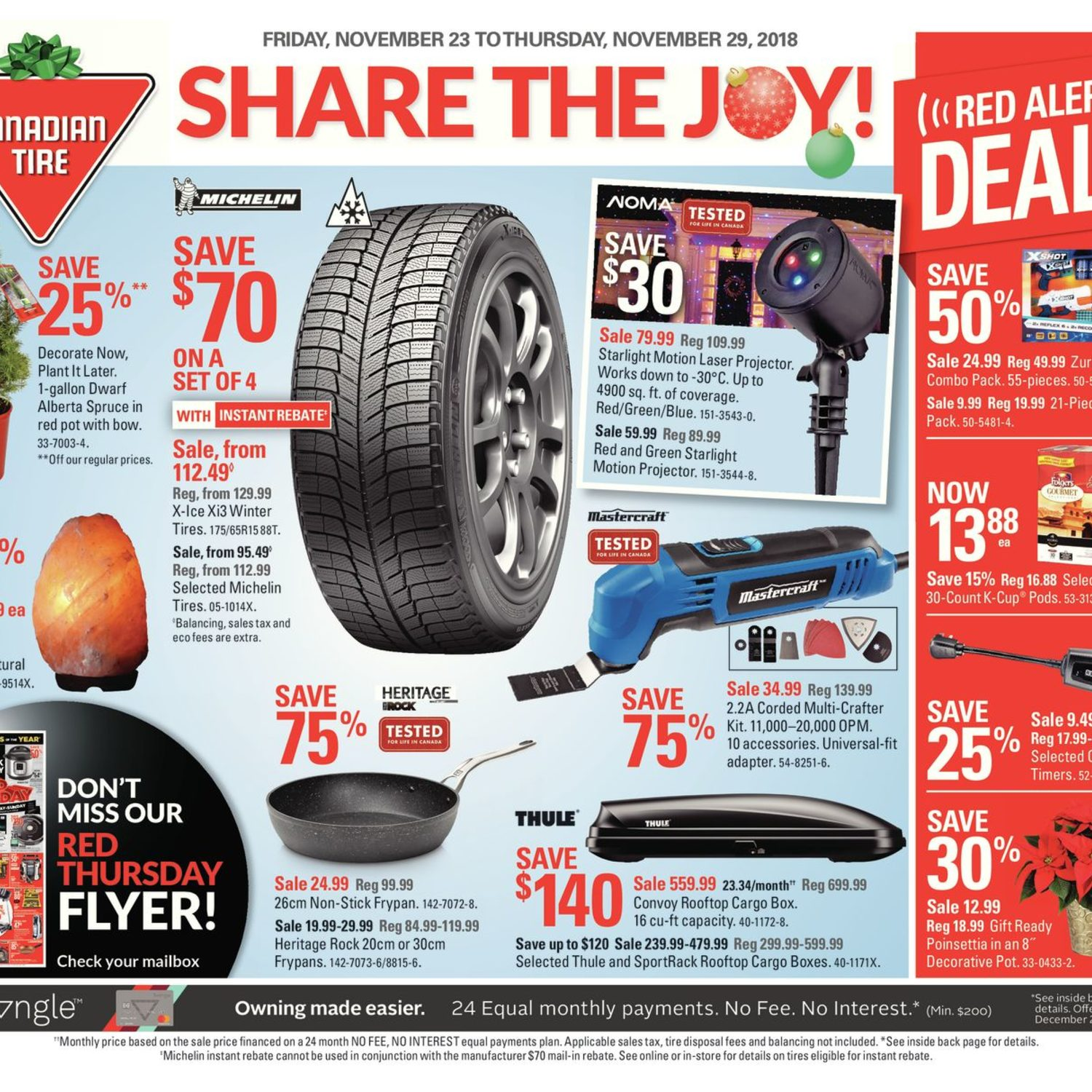 Terrific Canadian Tire Weekly Flyer Weekly Share The Joy Nov Machost Co Dining Chair Design Ideas Machostcouk