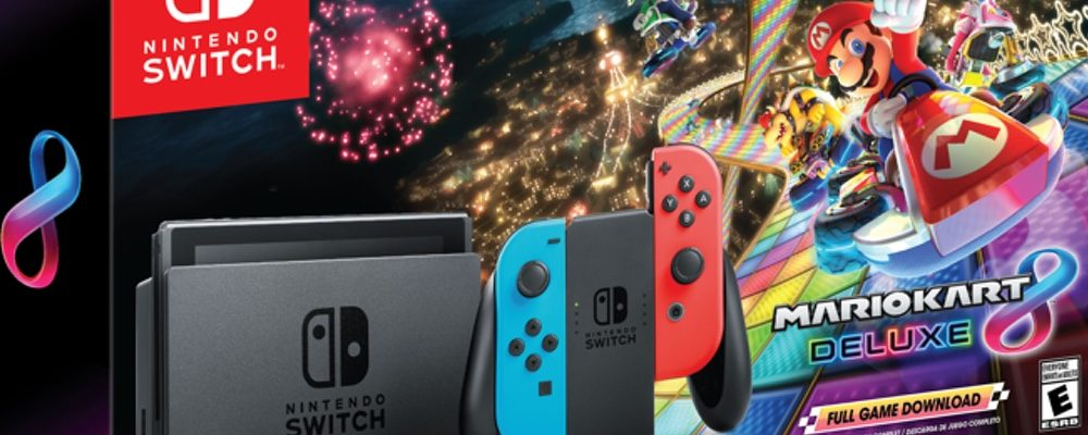 Nintendo Will Release A New Switch And Mario Kart 8 Deluxe Bundle For Black Friday Redflagdeals Com