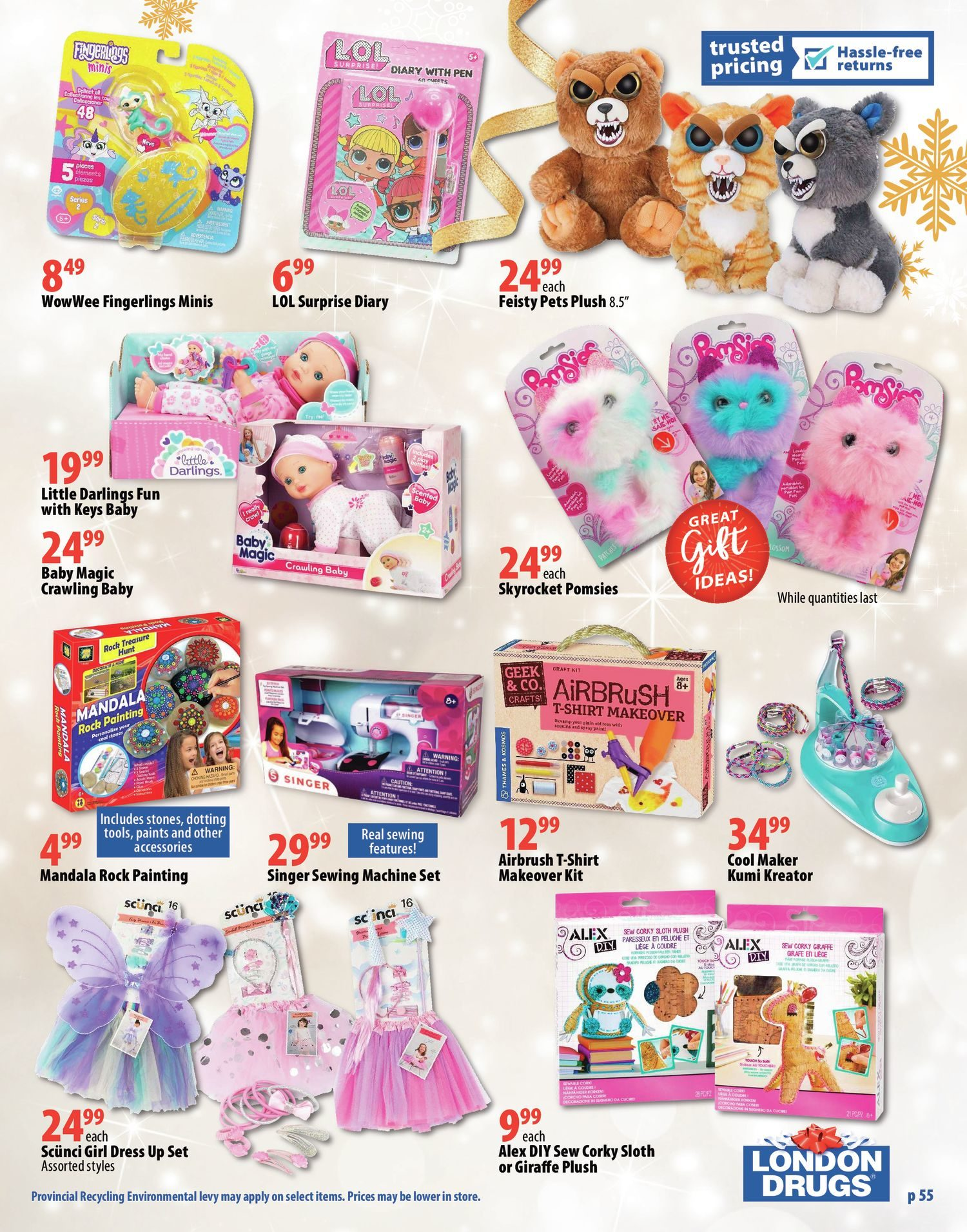 london drugs weekly flyer all your christmas gifts nov 16 24