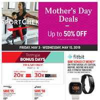 - Mother's Day Deals Flyer