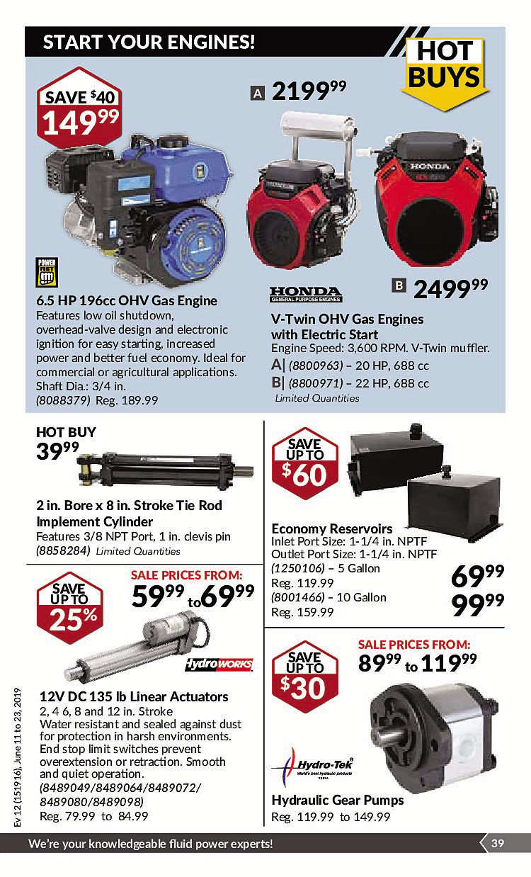 Princess Auto Weekly Flyer - 2 Week Sale! - Tanks A Lot Dad
