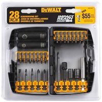 Dewalt Impact Ready Screwdriving Set