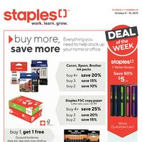 - Weekly - Buy More, Save More Flyer