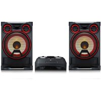 LG XBoom CK99 5000W HI-FI Entertainment System With Karaoke
