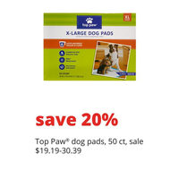 Top Paw Dog Pads