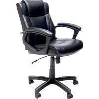Staples Leather Chair