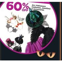 All Halloween Costumes, Jewellery & Accessories