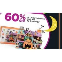 All Kid's Halloween Craft Kids By Creatology