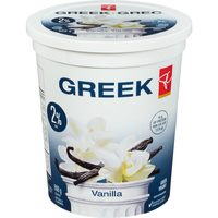 PC Greek Yogurt