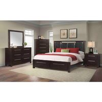 6 PC King Storage Bedroom Set