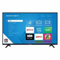"Element 50"" 4K UHD Smart Roku TV"