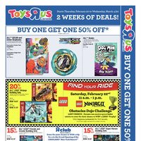 Toys R Us - 2 Weeks of Deals! Flyer