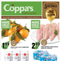 Coppa's Fresh Market - Weekly Specials Flyer