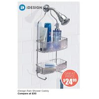 iDesign Rain Shower Caddy