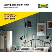 IKEA - Spring-ish Sale Flyer