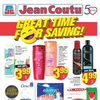 - Great Time For Saving! Flyer