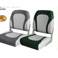 Bass Pro Shops High and Low Back Tournament Pro Boat Seats