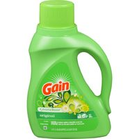 Gain or Arm & Hammer Laundry Detergent, Pods or Flings, Gain or Fleecy Fabric Softener, Sheets or Downy or Gain Beads