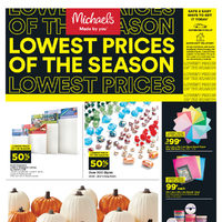 - Weekly - Lowest Prices of The Season Flyer