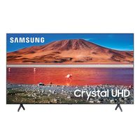 "Samsung 43"" Crystal 4K UHD Smart Tv"