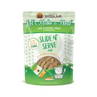 Weruva Slide N' Serve & Cats in the Kitchen Cat Food