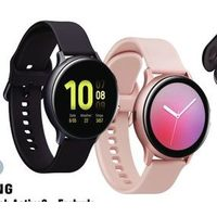 Samsung Galaxy Watch Active2 + Earbuds