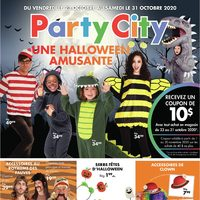 Party City - Une Halloween amusante Flyer