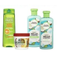 Garnier Fructis or Herbal Essences Hair Care or Styling