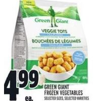 Green Glant Frozen Vegetables