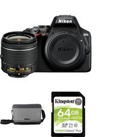 Nikon D3500 Digital SLR Camera Kit Bundle